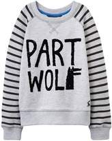 Joules Boys Artie Printed Sweatshirt
