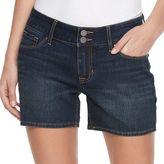 Apt. 9 Women's Faded Jean Shorts