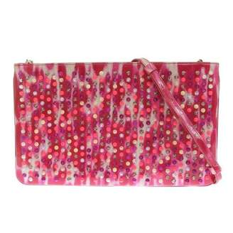 Christian Louboutin Loubiposh Red Patent leather Clutch bags
