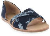 Franco Sarto Voila Two-Piece Denim Sandals