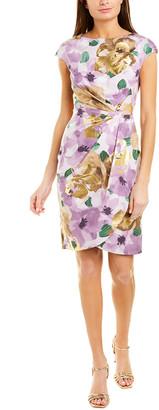 Pearl By Lela Rose Sheath Dress