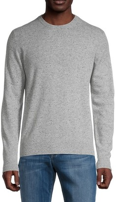 Saks Fifth Avenue Spotted Wool-Blend Sweater