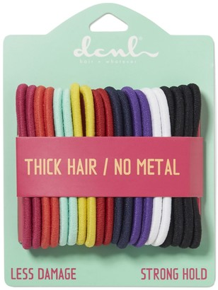 Dcnl No Crimp Ponytail Holders