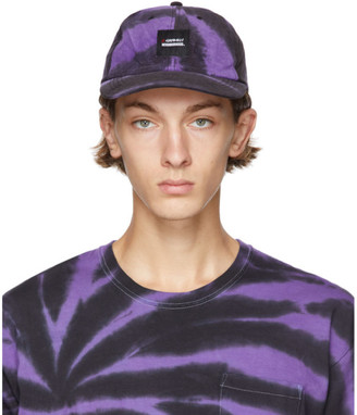 Neighborhood Purple Gramicci Edition Tie-Dye Cap