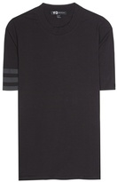 Y-3 Stretch-cotton Jersey T-shirt