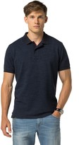 Tommy Hilfiger Classic Fit Slub Cotton Polo