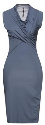 Rick Owens Lilies Knee-length dress