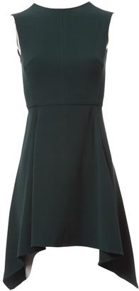 Louis Vuitton Green Silk Dresses