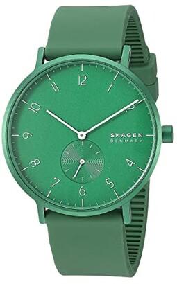 Skagen Aaren Kulor - SKW6545 (Green) Watches