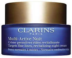 Clarins Multi-Active Night Cream, All Skin Types