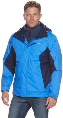 Columbia Big & Tall Interchange Outerwear Jacket