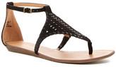Report Ladon Laser Cut Thong Sandal