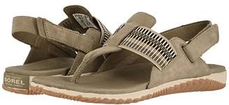 Sorel Out N Abouttm Plus Sandal (Sage) Women's Sandals