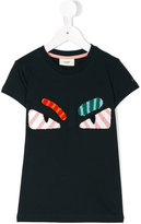 Fendi Faces T-shirt - kids - Cotton - 6 yrs