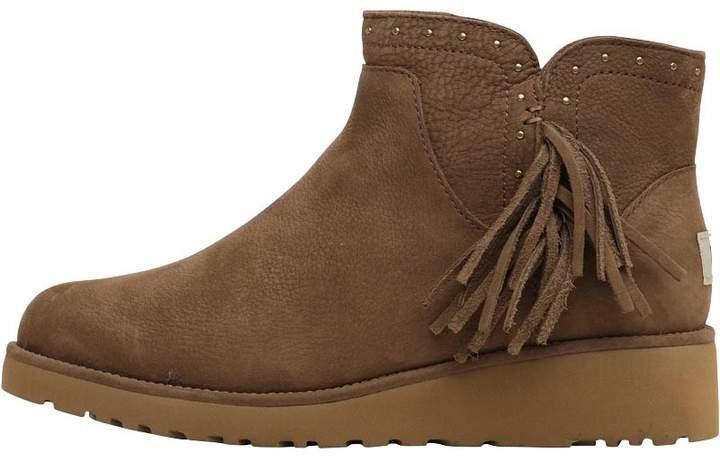 661a96daa16 Womens Cindy Classic Boots Dark Chestnut
