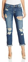 7 For All Mankind Women's Josefina with Aggressive Destroy