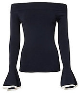Exclusive for Intermix Avery Off-The-Shoulder Sweater