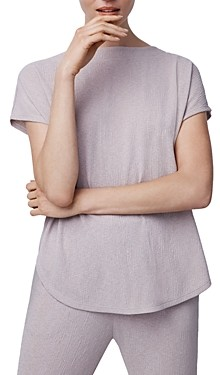 b new york Split-Back Top