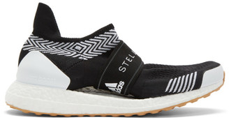adidas by Stella McCartney Black and White Ultraboost 3DS Sneakers