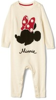 Gap babyGap | Disney Baby Minnie Mouse sweater one-piece