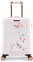 Ted Baker Small Four-Wheel Suitcase - Black