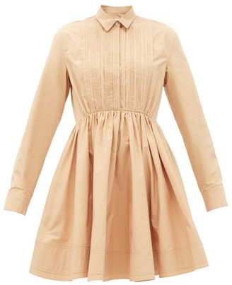 Jil Sander Nouvelle Cotton Dress - Nude