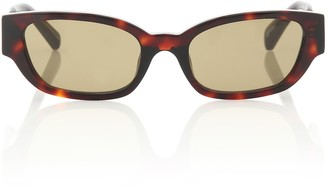 Magda Butrym x Linda Farrow I Need a Holiday sunglasses