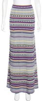 Torn By Ronny Kobo Maxi Knit Skirt w/ Tags
