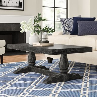 Three Posts Herefordshire Trestle Coffee Table