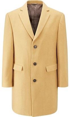 Skopes Baker Wool Blend Overcoat