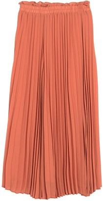 Do & Be Pleated Crop Pants