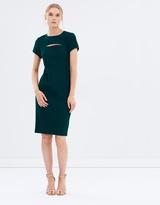 Ginger & Smart Catalyst Cap Sleeve Dress