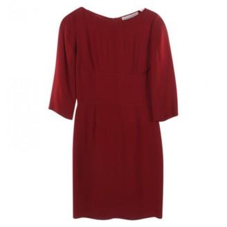 Stella McCartney Red Polyester Dresses