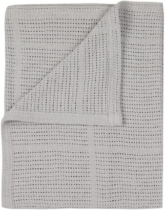 John Lewis & Partners Baby Cellular Cot/Cotbed Blanket, 160 x 130cm