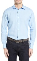 Robert Talbott Men's Crespi Iv Tailored Fit Sport Shirt