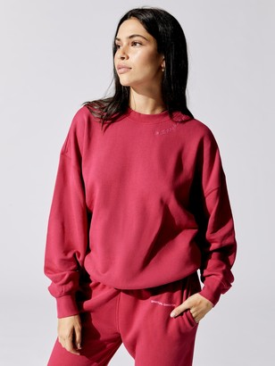 Spiritual Gangster Things Hailey Crew Pullover