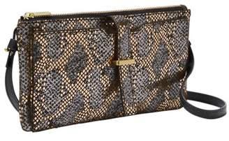 Fossil Gina Mini Bag Accessories Copper