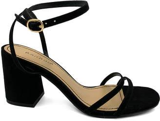Bamboo Women's Sandals BLACK - Black Inflate Ankle-Strap Sandal - Women