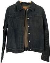 Helmut Lang Blue Denim - Jeans Leather jackets