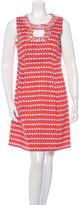 Nanette Lepore Printed Sleeveless Dress