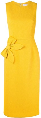 Rebecca Vallance Andie sleeveless bow dress