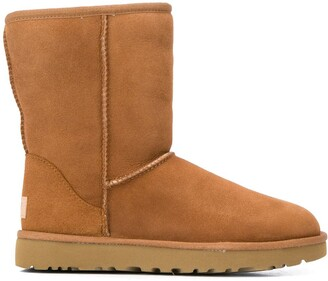 UGG Lined Suede Boots