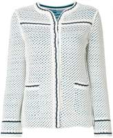 Charlott short knit jacket