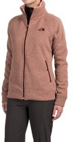 The North Face Crescent Raschel Knit Jacket - Full Zip (For Women)