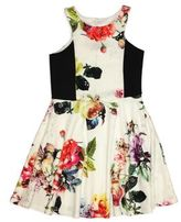 Ava and Yelly Girl's A-Line Skater Dress