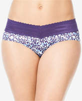 Warner's No Pinching No Problems Lace Hipster 5609J