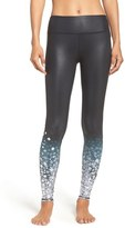 Alo 'Airbrushed' Glossy Leggings