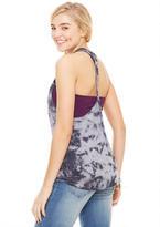 Delia's Tie-Dye Twist Back Tank