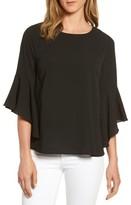 Bobeau Women's Bell Sleeve Blouse