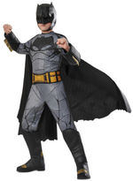 NEW Batman Vs Superman Batman Premium Costume, size 3-5